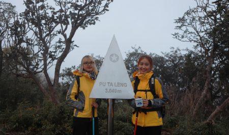 Kinh nghiệm leo Pu Ta Leng