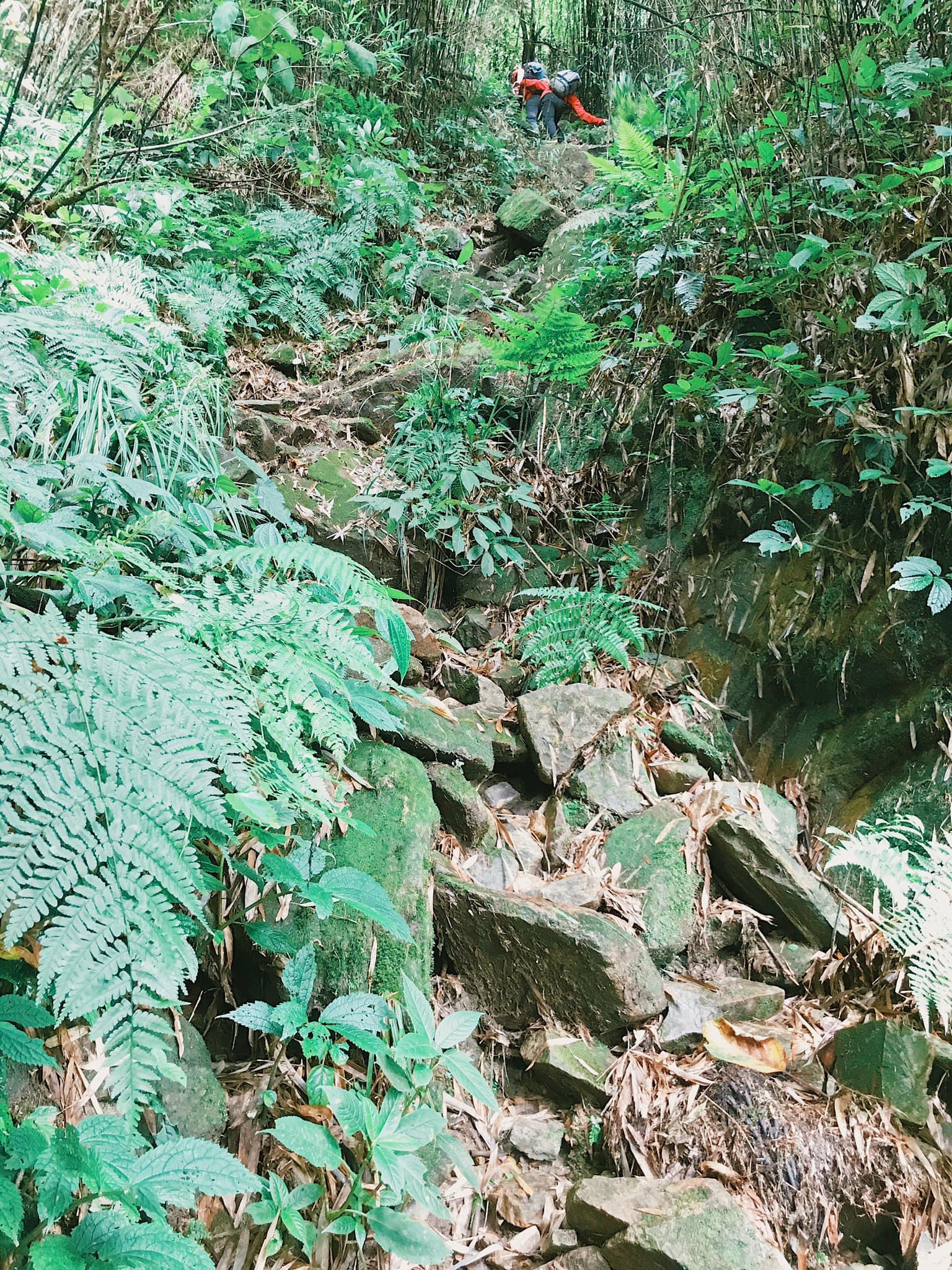 Kinh nghiệm leo núi Putaleng Lai Châu