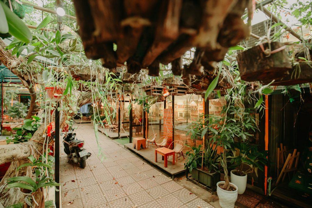 Những quán cafe yên tĩnh tại Hà Nội