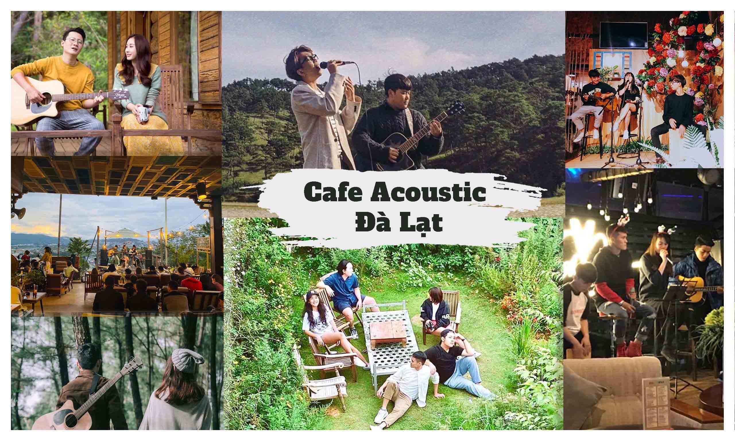 Memory - Quán cafe Acoustic tại Đà Lạt