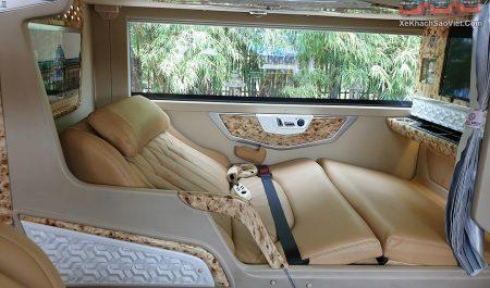 Xe khách giường nằm đi Sapa từ Hà Nội
