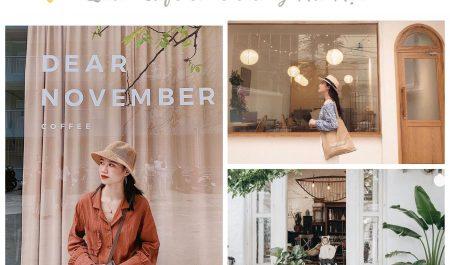 Top 7 quán cafe tone trắng Hà Nội