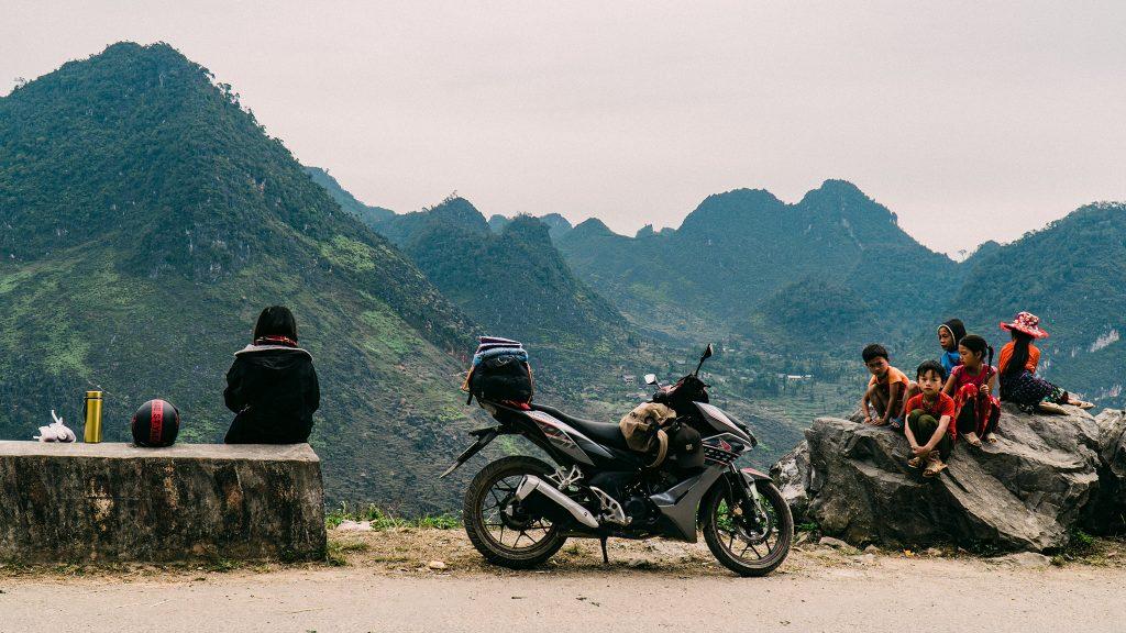 Địa chỉ thuê xe máy ở Hà Giang