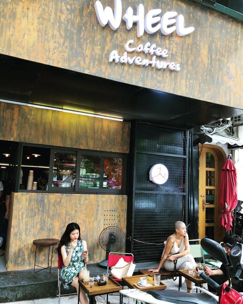 Wheel Coffee Hà Nội