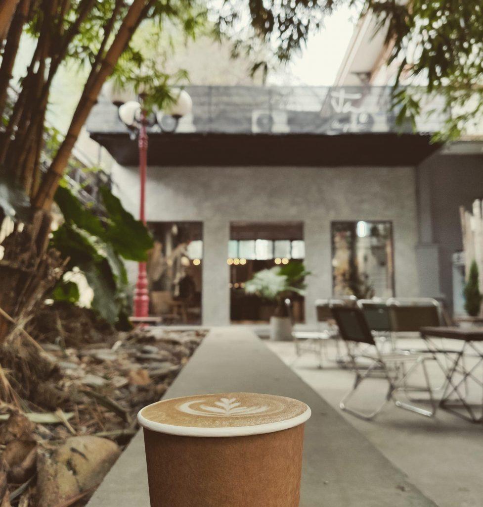 Quán cafe nhận ship mùa dịch - Ta Cà Phê