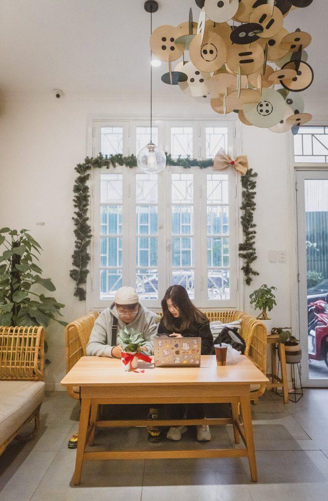 The Social Hub - Quán cafe nhận ship mùa dịch