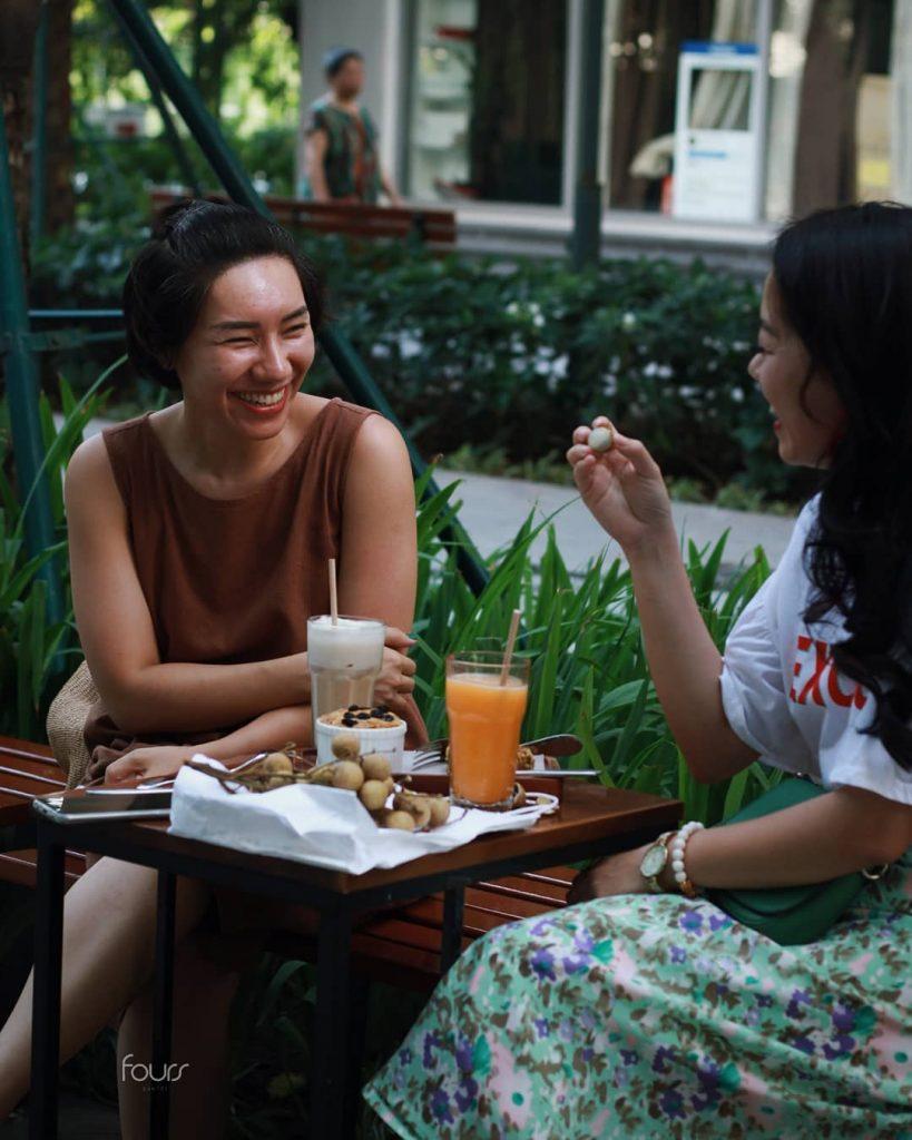 Địa chỉ đi cafe Hà Nội - Quán cafe nhận ship mùa dịch