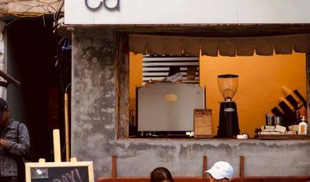Quán cafe nhận ship mùa dịch