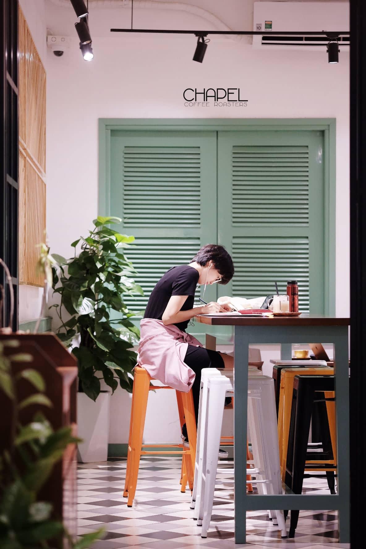 Quán cafe nhận ship mùa dịch - Mono Lab