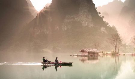Vẻ đẹp của Tràng An Ninh Bình