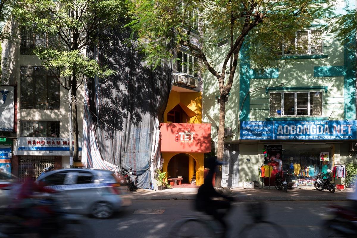 Vị Tết - Tiệm giải khát ở Trần Đại Nghĩa