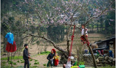 Du lịch Hà Giang tháng 3 mùa xuân – mùa đẹp nhất trong năm