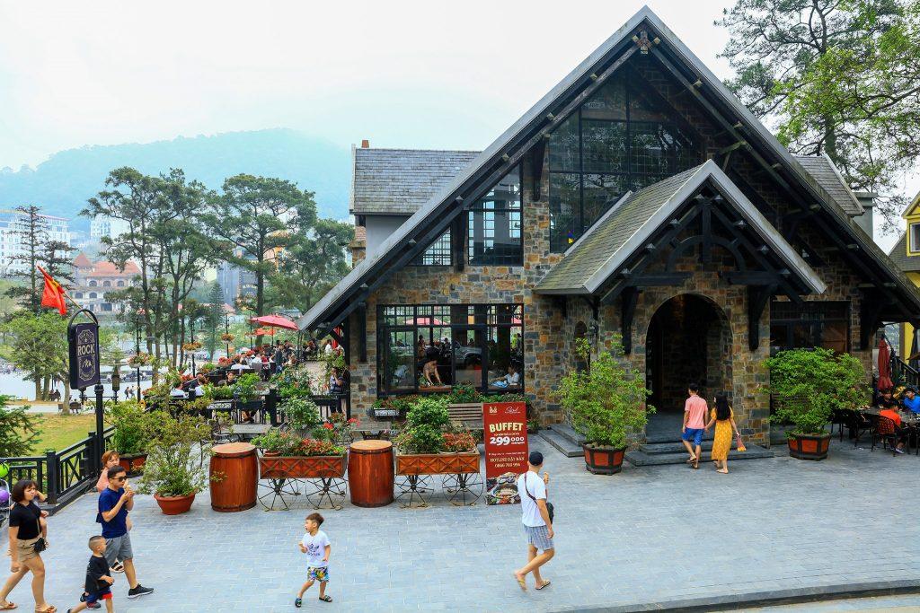 Rock Cafe Tam Đảo