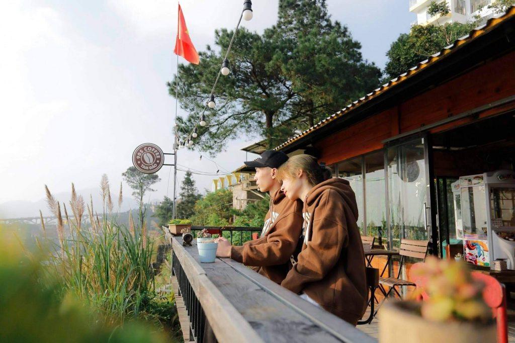 Quán cafe đẹp ở Tam Đảo