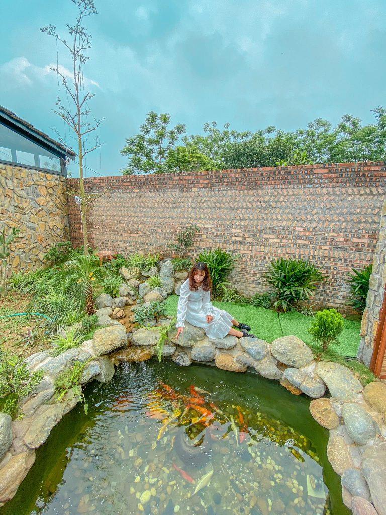 Villa đẹp ở Sóc Sơn