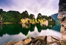 """Na Hang Tuyên Quang – """"Vịnh Hạ Long trên núi"""" tuyệt đẹp ở miền Bắc"""