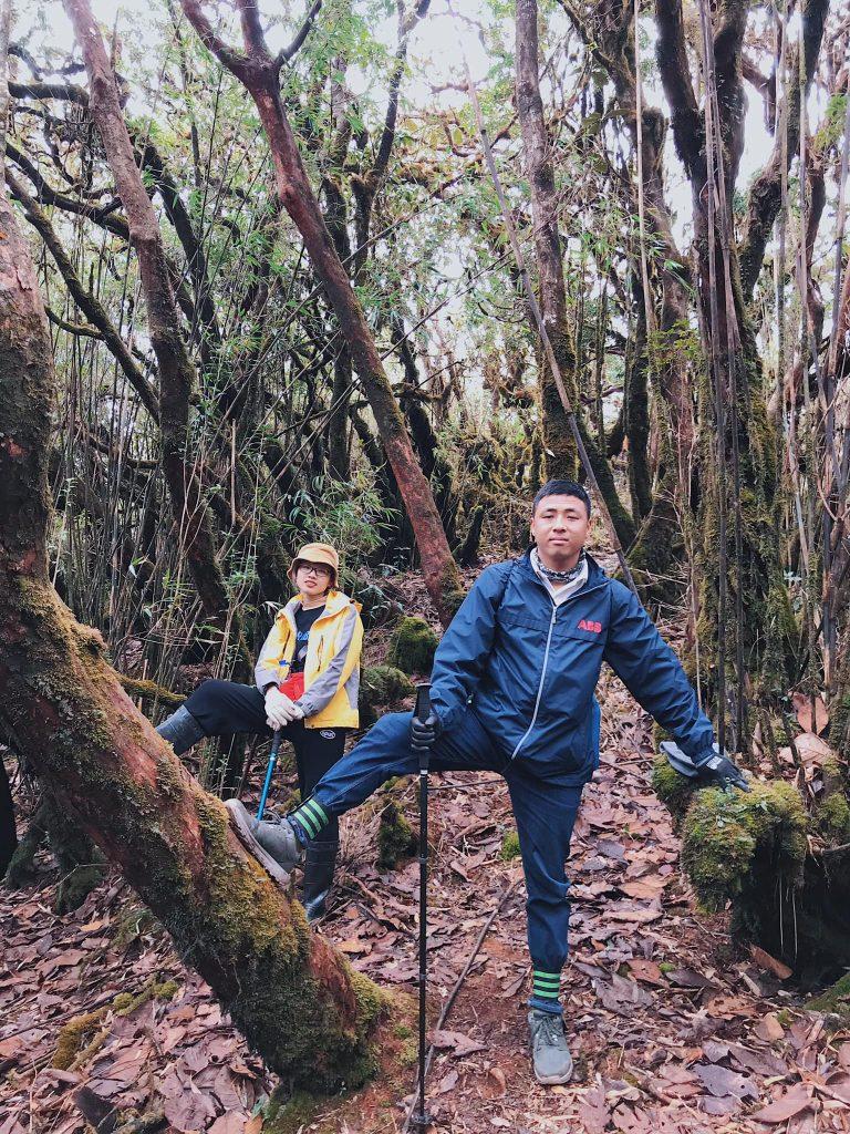Kinh nghiệm trekking Pusilung – Chinh phục nóc nhà nơi biên giới