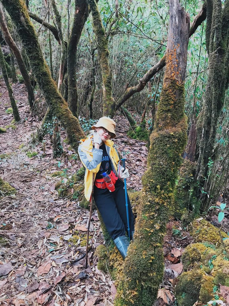 Hành trình leo Pusilung