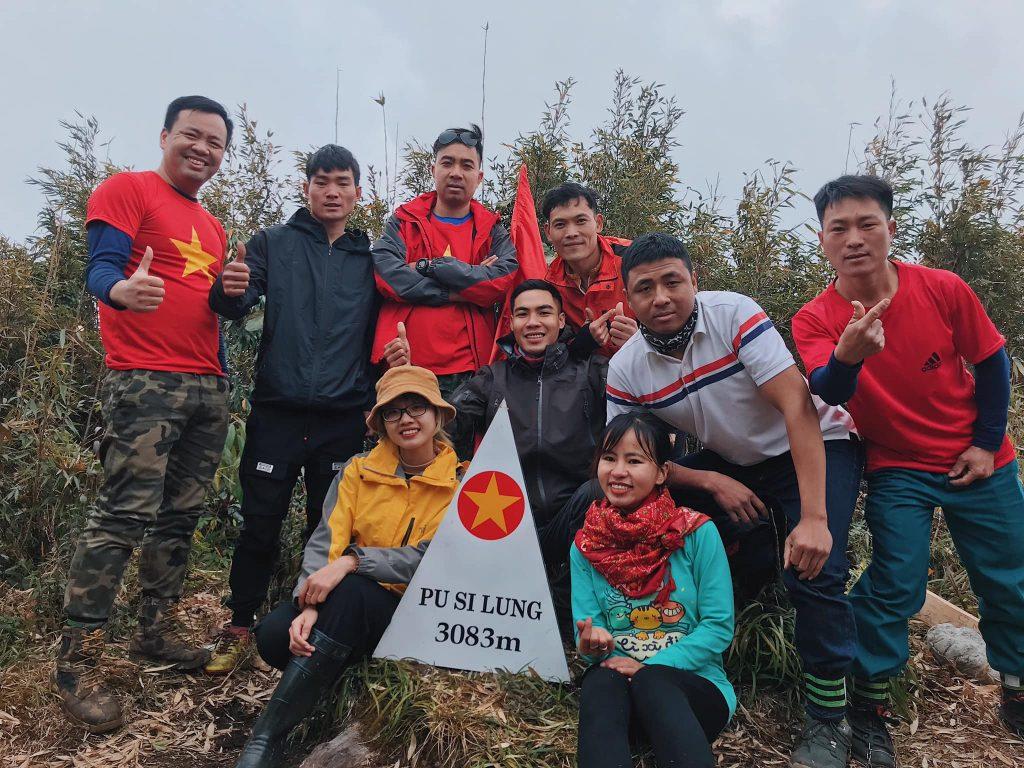 Trên đỉnh Pusilung