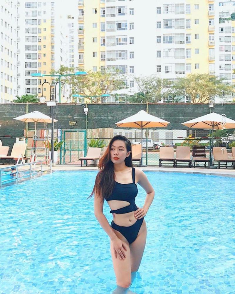 Bể bơi Keangnam Garden