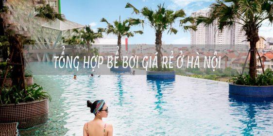 Địa chỉ bể bơi giá rẻ ở Hà Nội