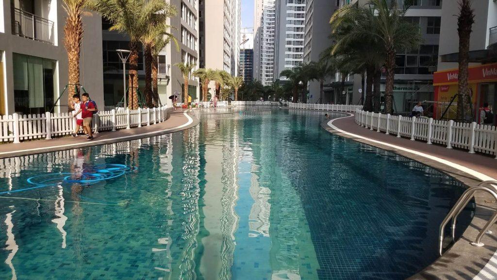 Bể bơi bốn mùa Time City