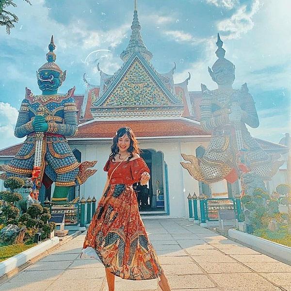Thời gian đẹp để du lịch Thái Lan