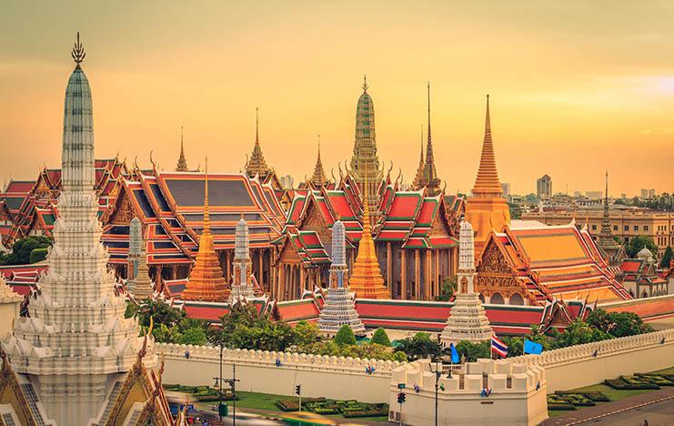 Chùa Phật Ngọc du lịch Thái Lan tự túc