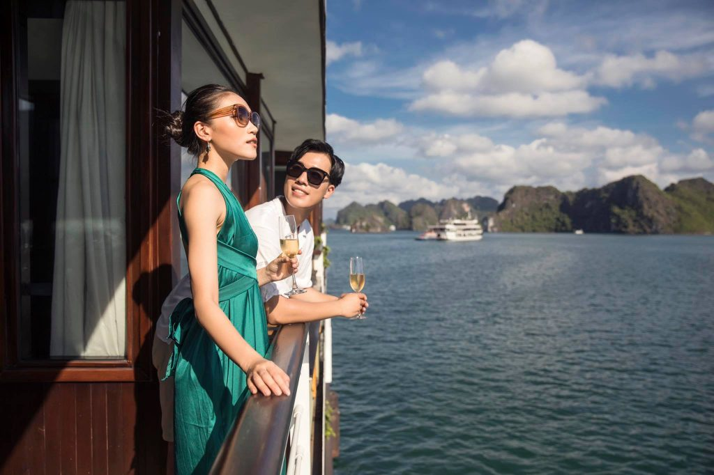 Du thuyền Orchid Cruises