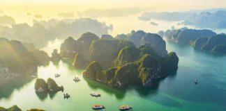 10 du thuyền nổi tiếng ở Vịnh Hạ Long