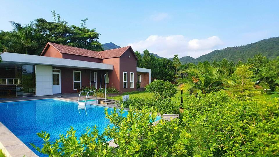 Pool Villa Sóc Sơn