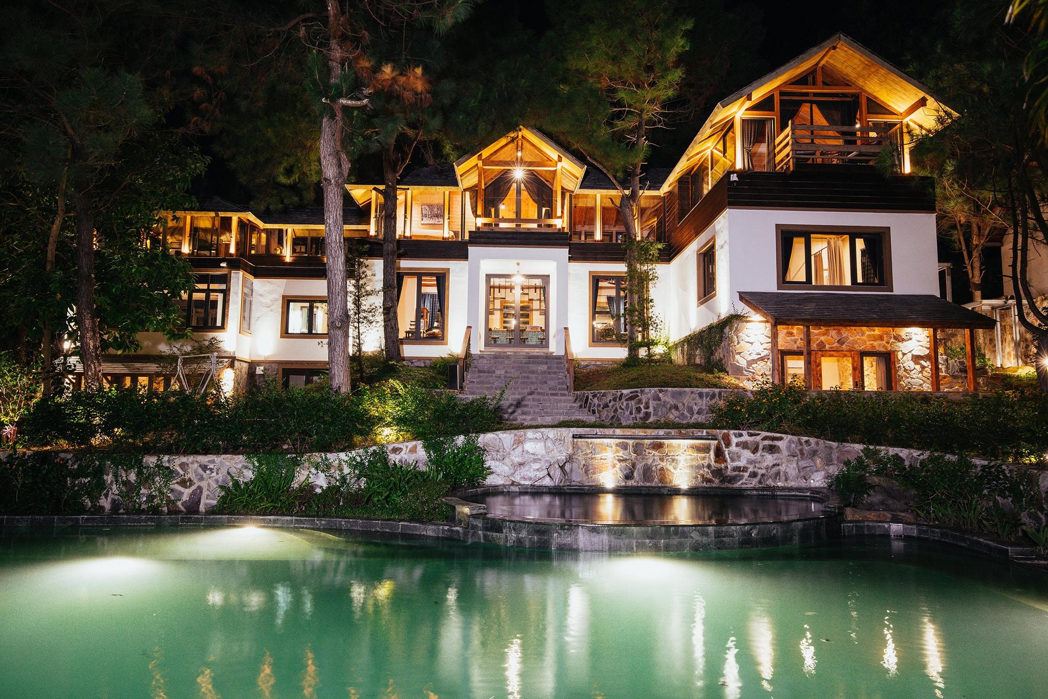 top 10 resort ở Sóc Sơn