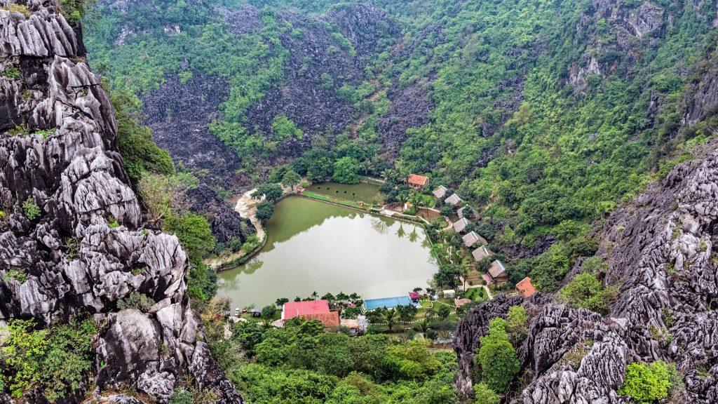 resort view đẹp ở Ninh Bình