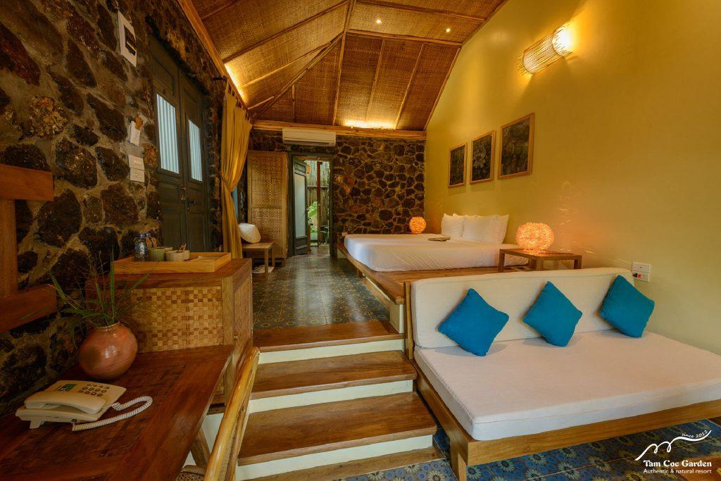 Tam Coc Garden Resort ở Ninh Bình