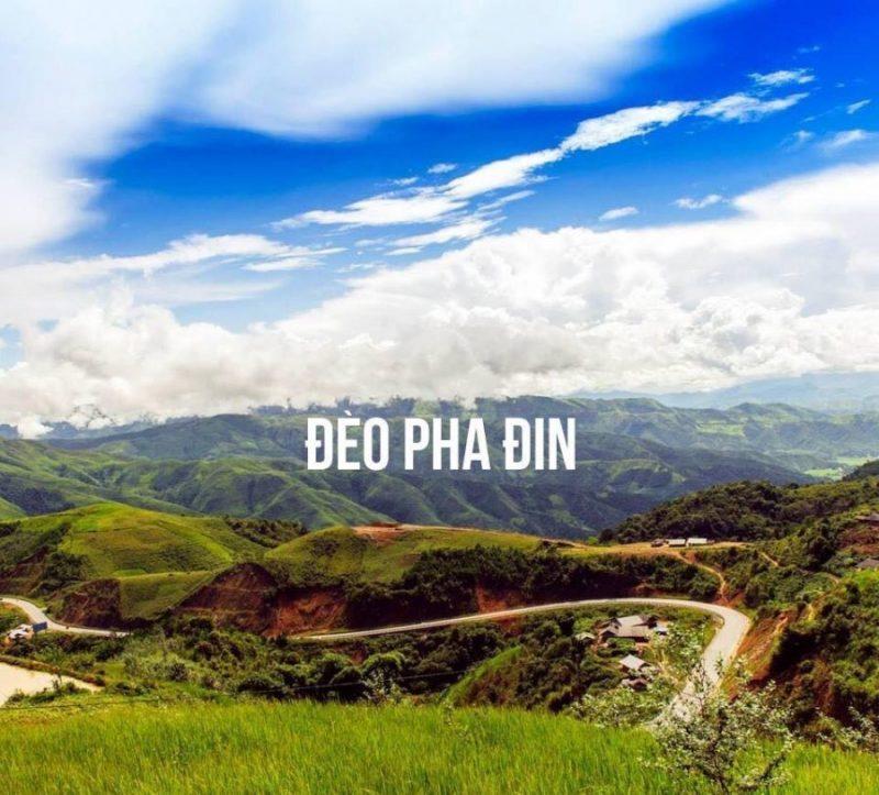 Đèo Pha Đin Điện Biên