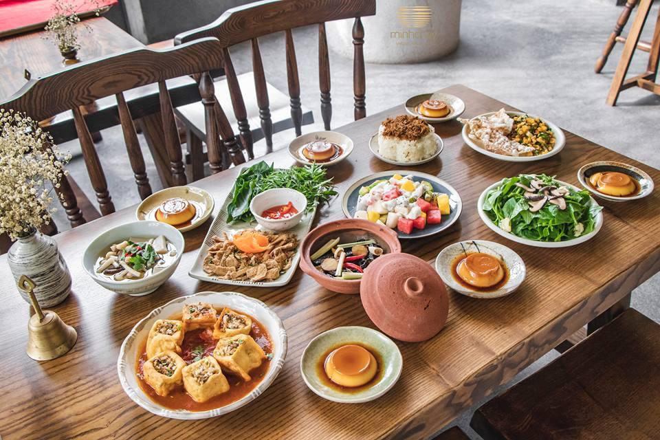 Nhà hàng chay Hà Nội Haan Vegan