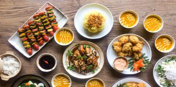 Tổng hợp các nhà hàng chay Hà Nội