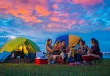 Địa chỉ cho thuê lều trại ở Hà Nội